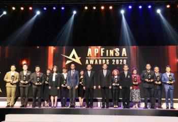 <span>เปิดงานAPFinSA Awardsอย่างยิ่งใหญ่ที่ประเทศไทยครั้งแรก</span>